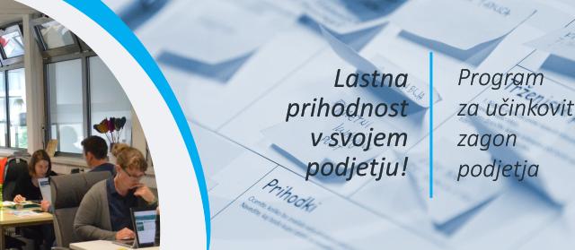 Nov program za zagon podjetja (Primorski tehnološki park)