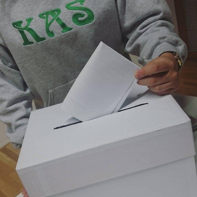 Volitve Kluba Ajdovskih študentov in dijakov 2020/21