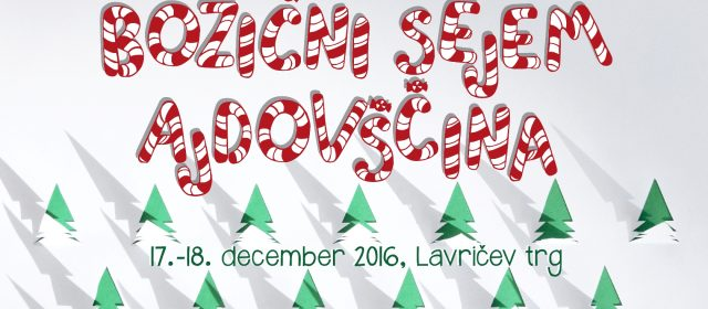 Božično novoletni sejem 2016