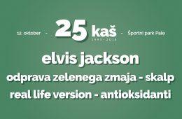 25KAŠ | Veliki koncert ob 25-letnici delovanja kluba