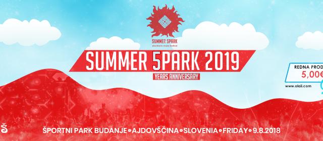 Karte za Summer Spark 2019 za člane KAŠ