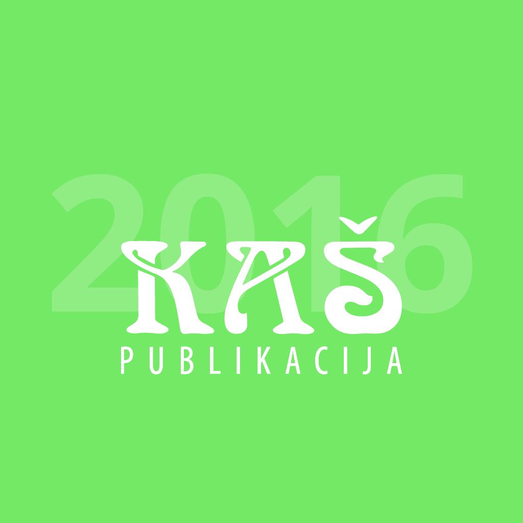 KAŠ publikacija 2016