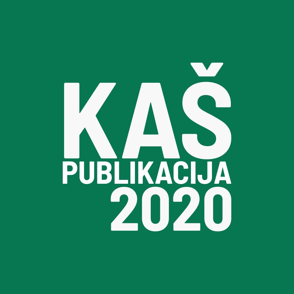 KAŠ publikacija 2020